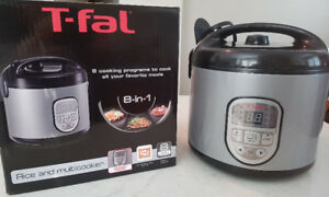 Rice and multicooker - 8 in 1 - T-fal