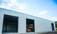 Espace commercial-entrepôt-garage.***NEUF ***À louer