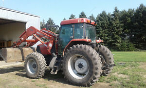 2002 CI Front Wheel assist MX110 tractor