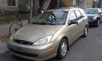 2001 Ford Focus en bonnes conditions