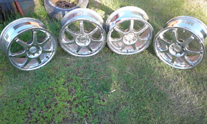 "Universal 16"" mags for car"