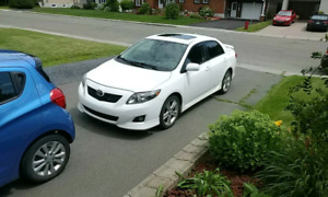 Corolla XRS 2010