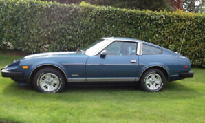 1980 Datsun Z-Series Coupe (2 door)