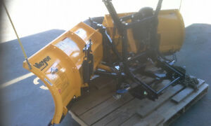 BRAND NEW MEYERS SUPER V SNOW PLOW for FORD SUPERDYTY Peterborough Peterborough Area image 3