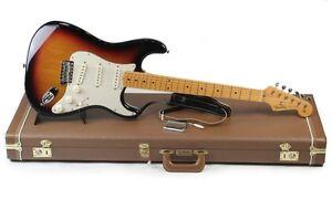 American Vintage '59  Fender Stratocaster Sunburst 3 couleurs