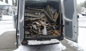 Junk removal starting from 60$ 587 778 4128 Edmonton Edmonton Area image 1