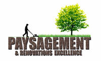 Paysagement & Renovations Excellence
