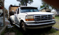 ford 350 roue double 1993
