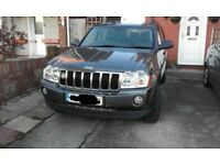 2006.Jeep Grand Cherokee CRD Limited