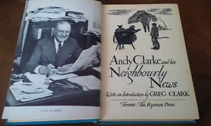Andy Clarke and his Neighbourly News, 1949 Kitchener / Waterloo Kitchener Area image 2