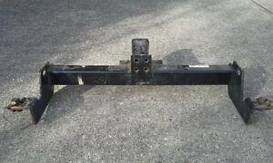 Front Hitch for 2007-2010 3/4T or 1T Chevy GMC truck