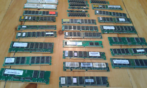 Ram (all different sizes)