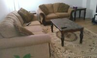 beautiful 2 Ashely couch for sale