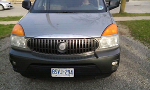 2003 buick rendezvous trade for truck