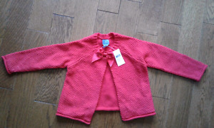 Brand New With Tags Girls Gap Sweater