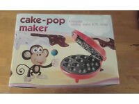 BRAND NEW IN PACK - Cake Pop Maker