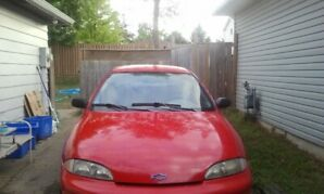 98 Cavalier amazing shape 1 owner needs little to safety