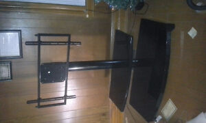 Glass TV Stand Only $60.00......O.B.O
