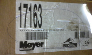 BRAND NEW MEYERS SUPER V SNOW PLOW for FORD SUPERDYTY Peterborough Peterborough Area image 6