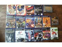 total 19 PS2 playstaion 2 games. All good condition in boxes