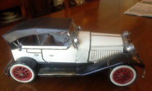 handmade tin car 1920's model Belleville Belleville Area image 1
