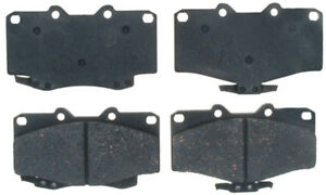 WAGNER WD7298 PREMIUM DISC BRAKE PADS (Box 14) D436
