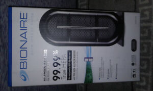 Bionaire Air Purifier Brand New In The Box...