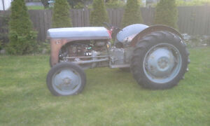 TRACTOR WITH ** SNOW PLOW** plus an addition tractor. Peterborough Peterborough Area image 7