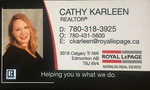 Buying or selling? I can help!