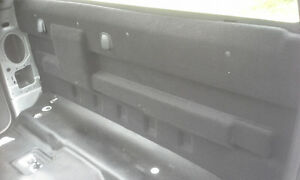 NEW CAB BACK INTERIOR PANEL - FORD F550 F450 F350 F250