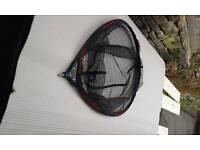 Landing pan net
