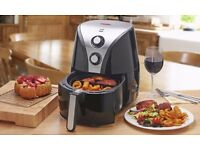 Cooks Professional Nutri Fryer Airfryer Healthier Oil-Free Rapid Air Technology