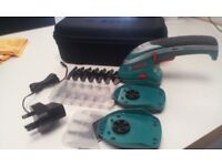 Bosch Cordless Hedge Trimmer - ASB 10-8 LI