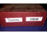 robert sorby 447 deluxe universal sharpening system