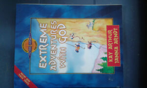 Extreme Adventures with God Kids Bible Study by Kay Arthur