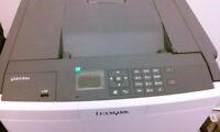 Laser color printer Lexmark CS410
