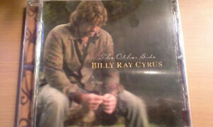 Billy Ray Cyrus CDs for Sale-Plus his Christian one.