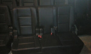 BRAND NEW TAKE OFF LEATHER SEATS.