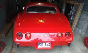 1976 Corvette Stingray For Sale West Island Greater Montréal image 2