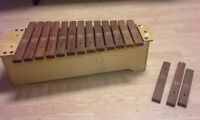 Wooden Xylophone Great Sound!