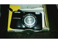 Nikon coolpix L31 digital camera