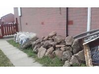 free rubble and free scrap metal