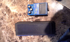 Boss Blues Driver and Cry Bay GCB 95 for sale