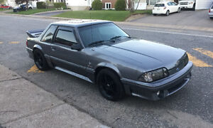 1989 Ford Mustang Notchback