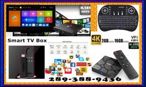 FAST Media Centre TV Box Brand New PlugnPlay