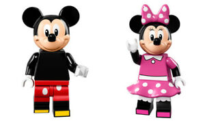 Lego Disney Collectible Minifigures Single Packs
