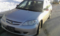 Honda Civic 2004  automatique 1.7L