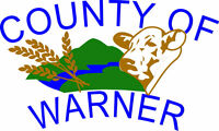 COUNTY OF WARNER NO. 5 Ag/Conservation Technician Assistant