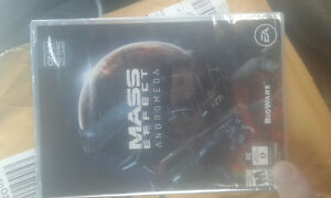 Mass Effect Andromeda PC (Sealed)