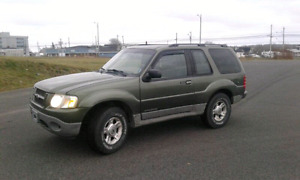 Ford  explorer REAL 4x4